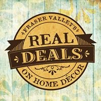 Real Deals on Home Decor Fraser Valley