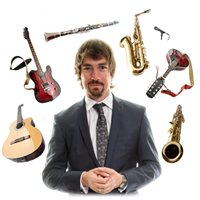The Instrumental Musician, Saxophonist & Vocalist - Chris Hastings