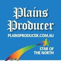 The Plains Producer, newspaper