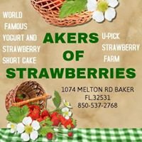 Akers of Strawberries