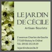 Le jardin de Cécile