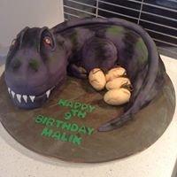 CAKES BY Sandra