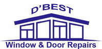 D'Best Door and Window Repairs and Replacements