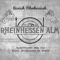 Rheinhessen-Alm - lässisch rhoihessisch