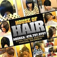 Andrea The Hair Expert