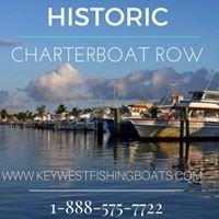 Historic Charter Boat Row Key West
