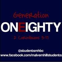 Malvern Hill Student Ministry
