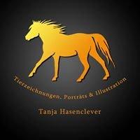 Tanja Hasenclever Tierzeichnungen & Illustration