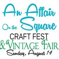 An Affair On The Square Craft Fest