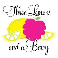 Three Lemons & a Berry