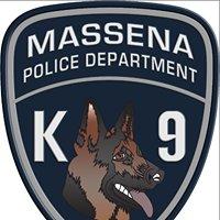 Massena Police K9