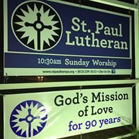 St Paul Lutheran Church Tampa ELCA