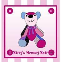 Barry's memory Bear
