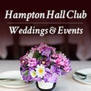 Hampton Hall Club Weddings & Events