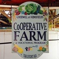 Goodwill at Homefields Farm
