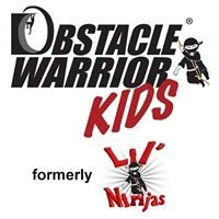 Obstacle Warrior Kids - Dallas, formerly Lil Ninjas