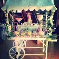 Temptations Candy Cart