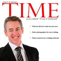Ron Gallagher - Your Celebrant