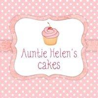 Auntie Helen's cakes