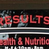 Results Health & Nutrition