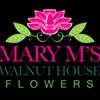 Mary M's Walnut House Flowers