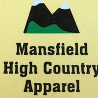 Mansfield High Country Apparel