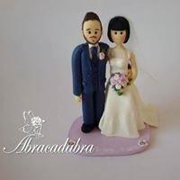 Abracadabrakr - cake topper personalizzati