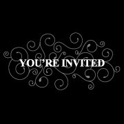 You're Invited Invitations