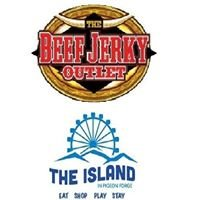 Beef Jerky Outlet The Island