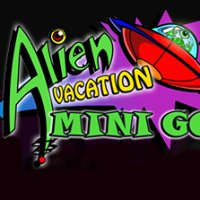 Alien Vacation Mini Golf