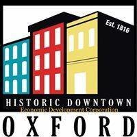 Historic Downtown Oxford