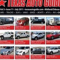 Texas Auto Guide Magazine