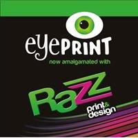 Eyeprint / Razz Print