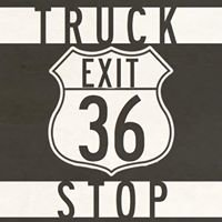 TRUCK STOP at  EXIT 36