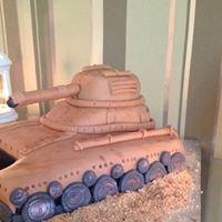 Bellissimo cakes Glasgow