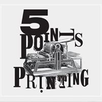 5 Points Printing