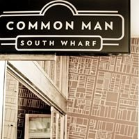 The Common Man On Dukes Walk, South Wharf
