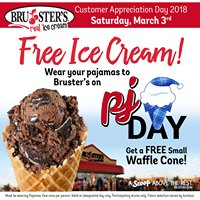 Bruster's Real Ice Cream, Anderson, SC