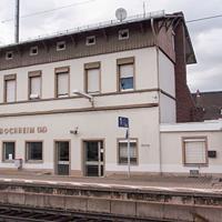 Bahnhof Hochheim (Main)