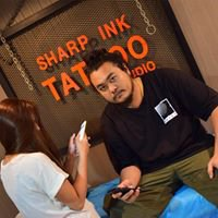 Sharp ink tattoo studio Rangsit
