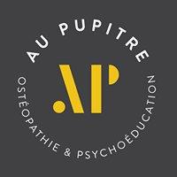 Au Pupitre ǀ Ostéopathie ǀ Psychoéducation ǀ Ahuntsic