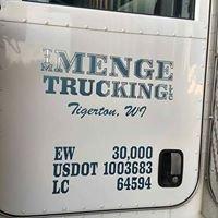 Tim Menge Trucking LLC.