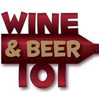 Wine & Beer 101-Wendell