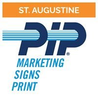 PIP Marketing Signs Print: Saint Augustine
