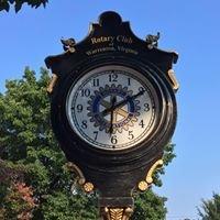 Rotary Club of Warrenton VA