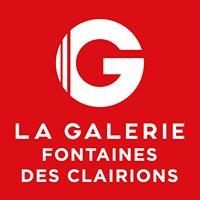 La Galerie - Fontaines des Clairions