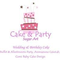 Cake&Party sugarart