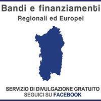 Finanziamenti e bandi per la Sardegna