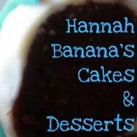 Hannah Banana's Cakes & Desserts