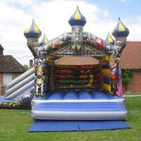 Crockerz Castles - Bouncy Castle Hire West Sussex & East Sussex